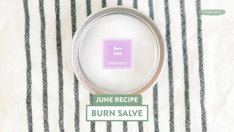 Burn Salve