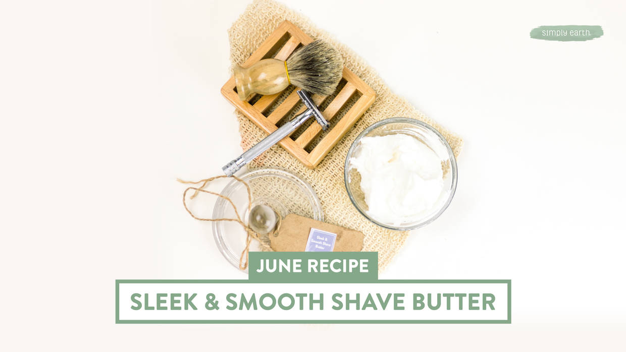 Sleek and Smooth Shave Butter