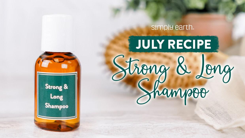 Strong & Long Shampoo