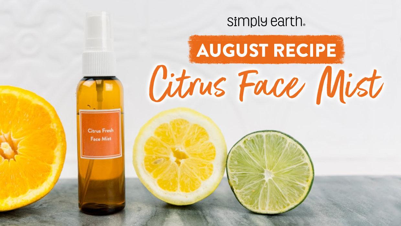 Citrus Face Mist