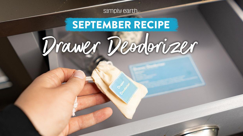 Drawer Deodorizer