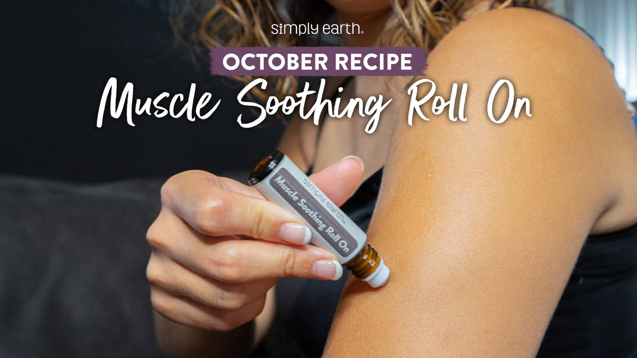 Muscle Soothing Roll On