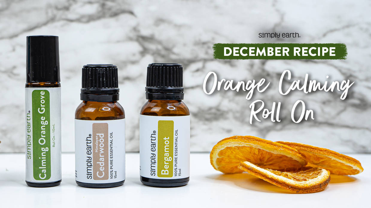 Calming Orange Grove Roll On