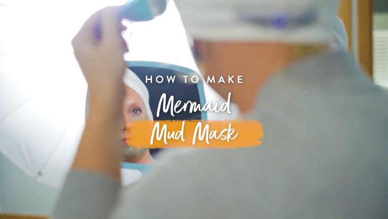 Mermaid Mud Mask