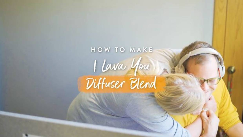 I Lava You Diffuser Blend