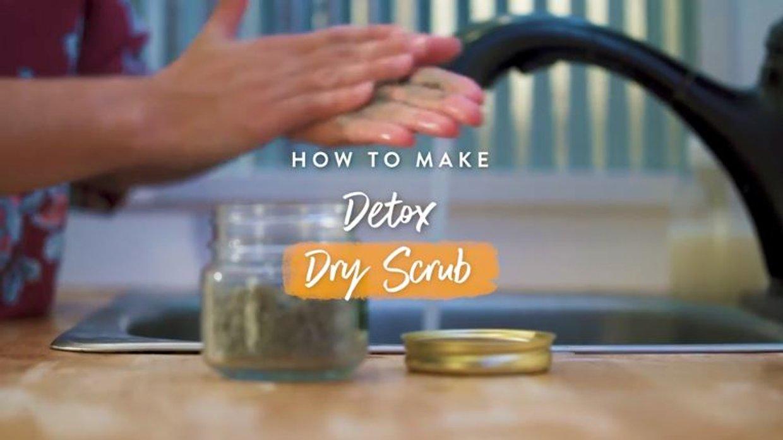 Detox Dry Scrub