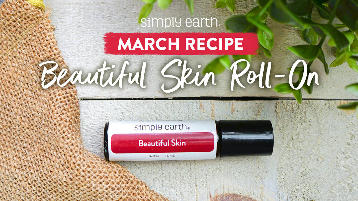 Beautiful Skin Roll On