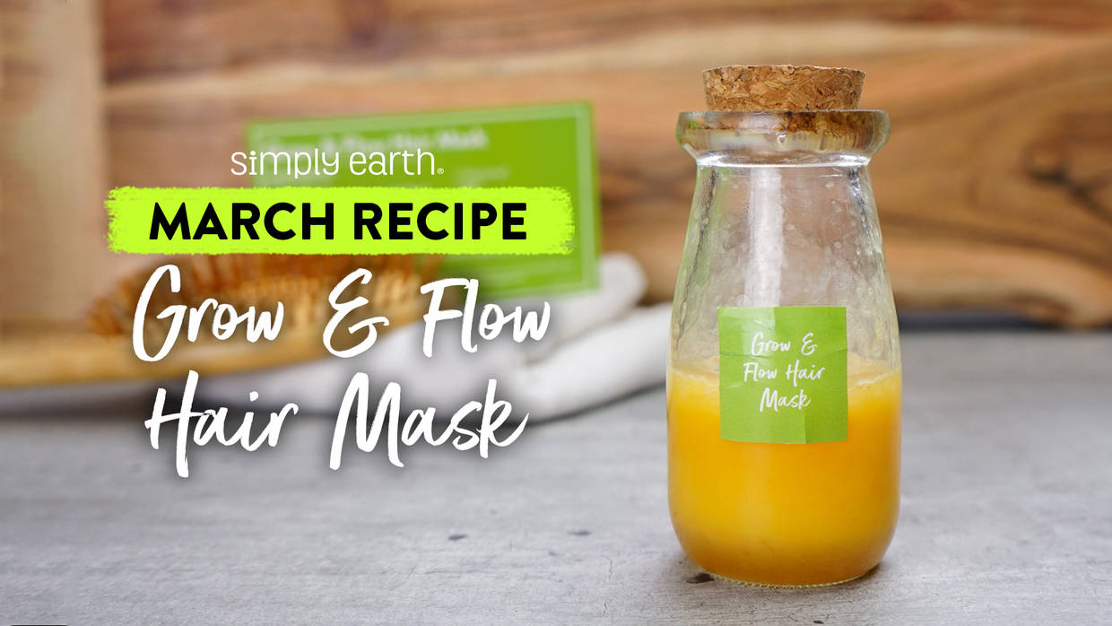 Grow and Flow Hair Mask