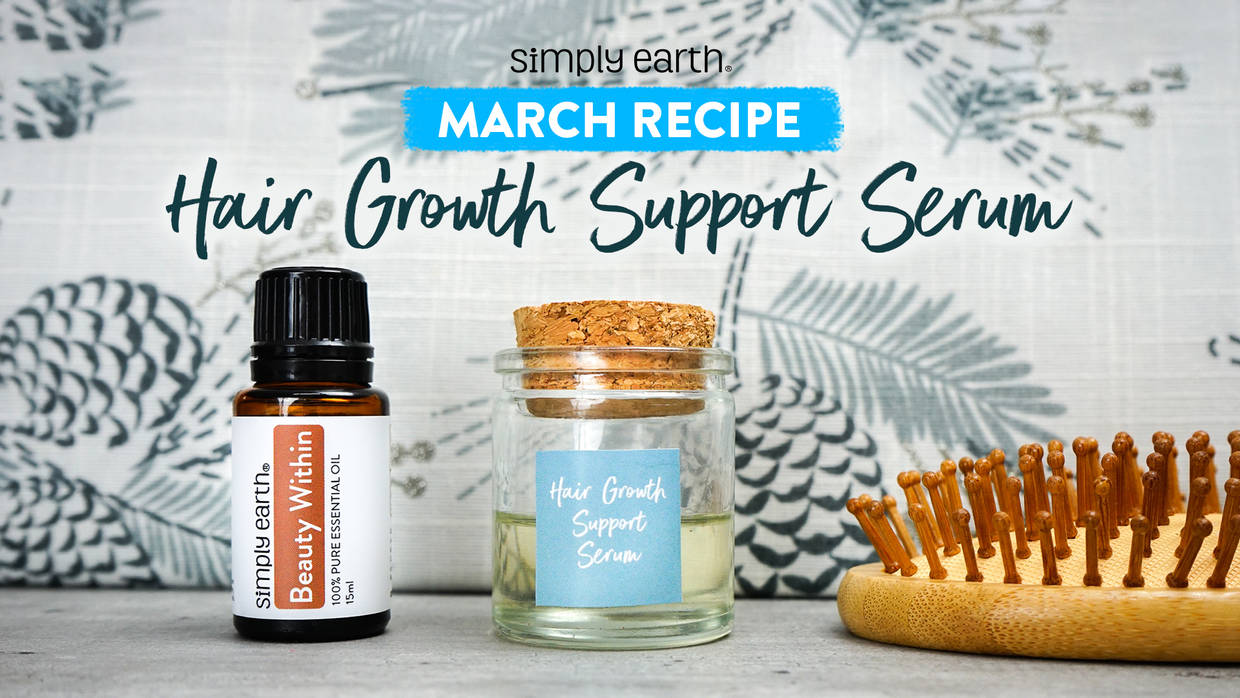Hair Growth Support Serum