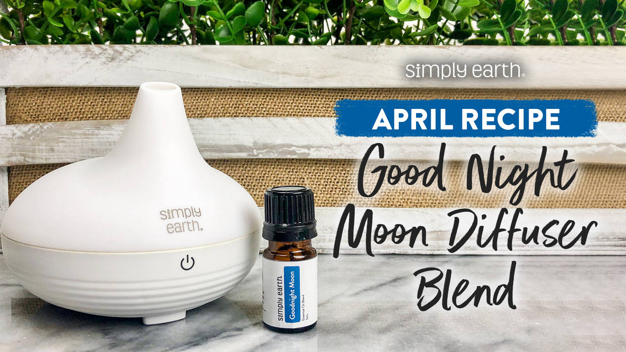 Goodnight Moon Diffuser Blend