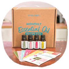 Get the Only Box <br> with 4 Oils and 6 Recipes