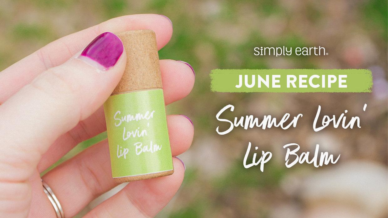 Summer Lovin' Lip Balm