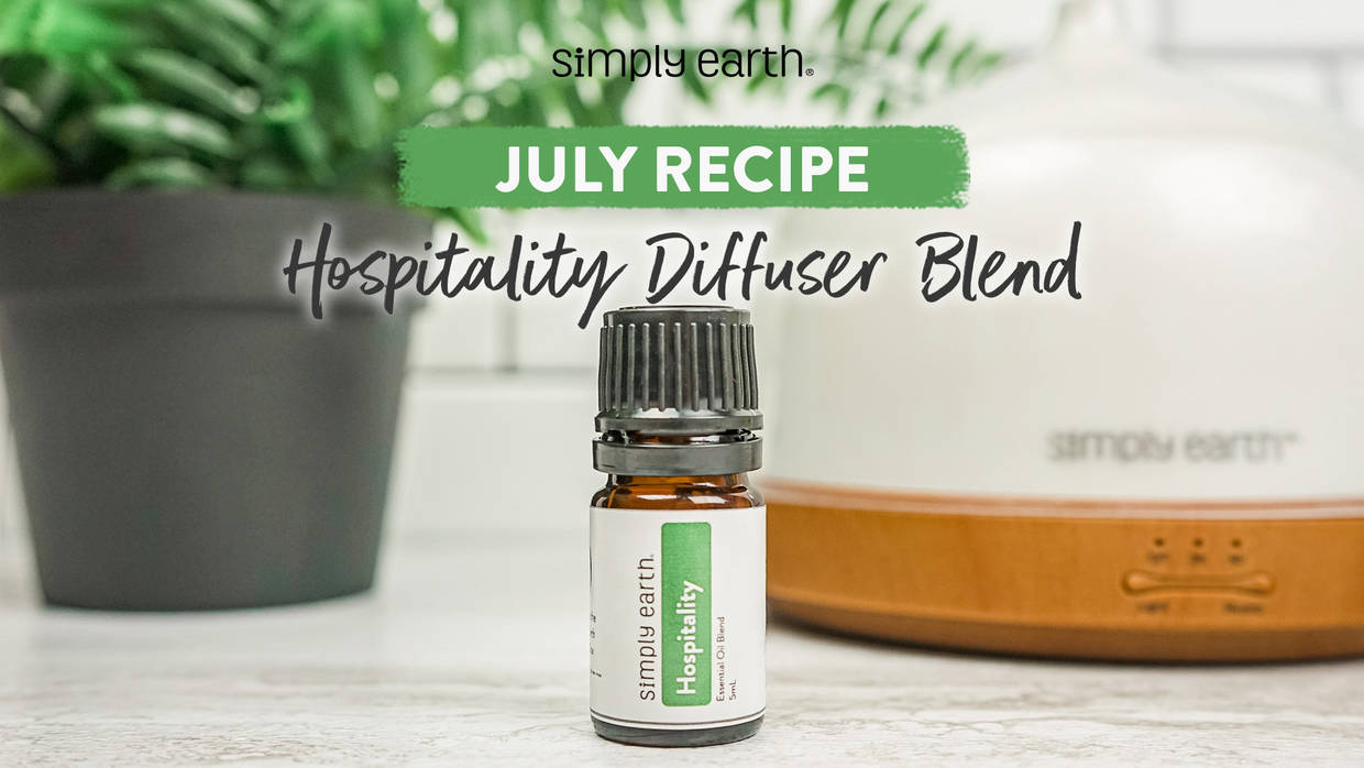Hospitality Diffuser Blend
